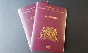 First gender-neutral passport in the Netherlands issued