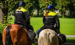 Anti-coronavirus protests and riots across the Netherlands