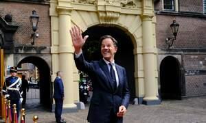 Prime Minister Mark Rutte receives coronavirus vaccine