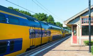 NS plans to renovate 200 Dutch train stations