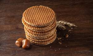 Coming to America: Dutch Stroopwafel McFlurry