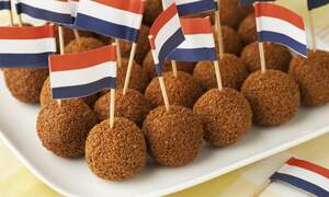 A brief history of the typical Dutch bar snack: The bitterbal