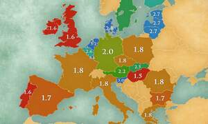 How many languages can Europeans speak?