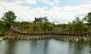 [Video] Drone footage of the empty Efteling