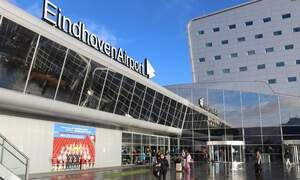 Plane crash drill in Eindhoven