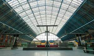 Cheap tickets on the high-speed train direct from London to Amsterdam