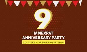 IamExpat's Ninth Anniversary Party