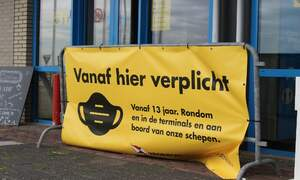 Face masks made mandatory in certain areas of major Dutch cities