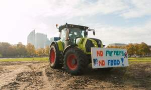 Farmers to stage another disruptive protest in the Netherlands