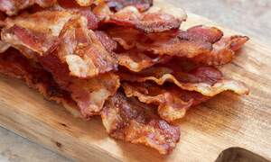 Fat Kids Corner food review: BACON!
