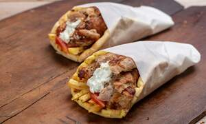 Fat Kids Corner food review: Meat & Greek