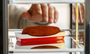 FEBO and the automat in the Netherlands