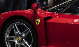 1980s Ferrari to potentially be installed in Artis aquarium