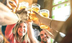 You could help bars survive coronavirus by drinking 223 beers