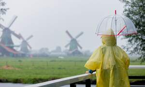 Is summer in the Netherlands over already?