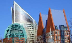 11 interesting buildings in The Hague