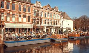 Four Dutch cities in the top 15 most liveable locations for EU expats 2020