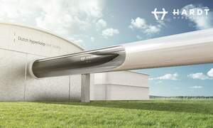 Dutch businesses want the government to invest in a hyperloop test track