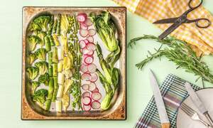 7 spring vegetables that'll make you happy this season