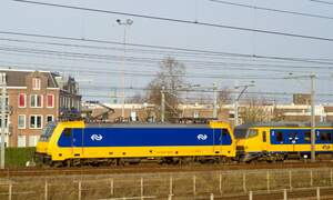 NS: More high-speed train journeys to Brussels and London planned