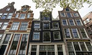 Your chance to get a piece of Amsterdam for free