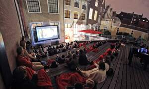 Humanity House Open Air Cinema