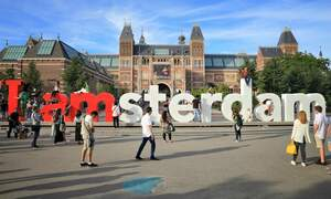 A first date with Amsterdam
