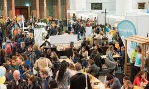 IamExpat Fair - The Hague, 2018
