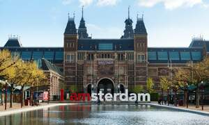 The I amsterdam sign is coming back to Museumplein