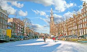 Skating frenzy: Will there be skating on the canals this weekend?