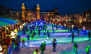 12 best Christmassy ice skating rinks in the Netherlands