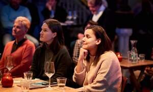 WorldTalks at Internationaal Theater Amsterdam
