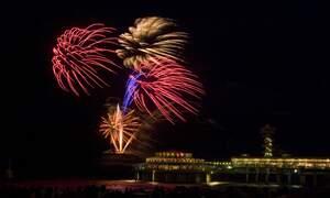 International Fireworks Festival Scheveningen