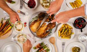 Win a Thanksgiving turkey