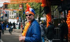 GGD: King's Day led to almost 500 coronavirus cases in Amsterdam