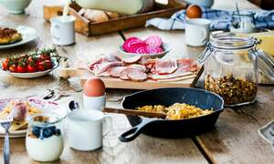 Win a voucher for quality home-delivered Easter brunch products!