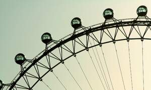 Ferris wheel frenzy: Amsterdam to get its own London Eye