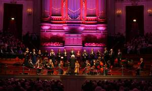 The Messiah performances in the Netherlands
