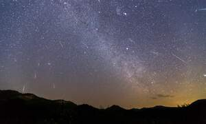 The Orionid Meteor Shower: Don't miss your chance this year!