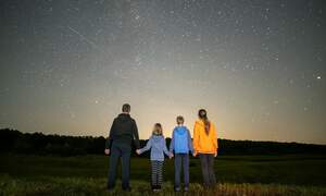 Don't miss catching a glimpse of the Lyrid meteor shower in 2021!