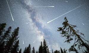 Meteor shower in the Netherlands: gaze at shooting stars