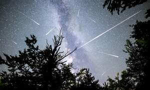 Witness rare Unicorn meteor shower tomorrow morning