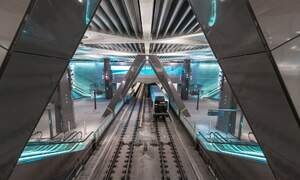 Plans to extend North-South line to Schiphol are not definite