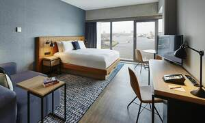 Residence Inn Amsterdam Houthavens: Perfect for an extended stay