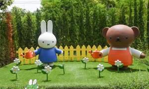 Miffy, the beloved Dutch rabbit