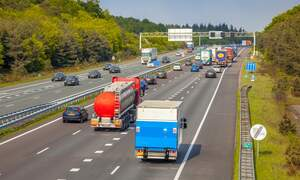 Major traffic jams expected in the Netherlands