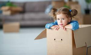 Relocating with children after a divorce