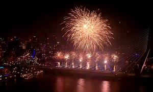 National Fireworks Rotterdam