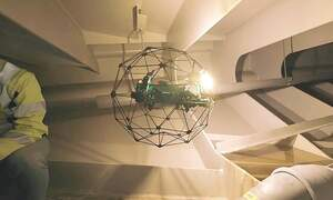 The future is here: NS to use drones to inspect stations