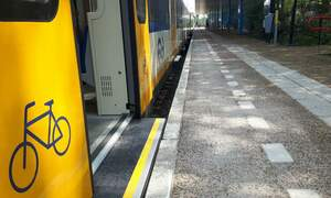 New NS Sprinter trains with toilets take to the tracks